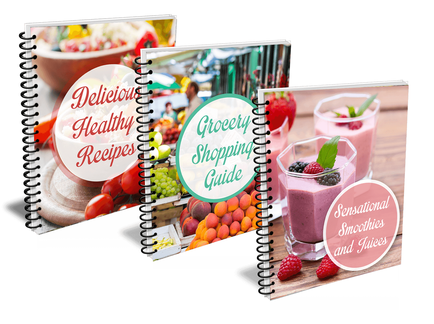 30-Day Jump Start Recipe Guide Bonuses
